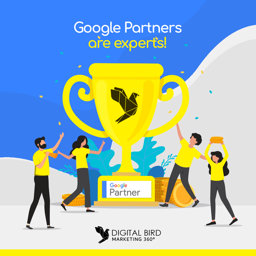Google Partners Are Experts!